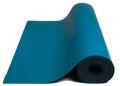 Rollo tapete antiestatico 10 metros x 1,2 metros (12 m2) color verde azulado - Tapete goma recubrimiento antiestatico gris, rollo de 10 metros x 1,2 metros, total 12m2
