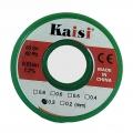 Bobina de estaño 0,3mm 150 gr  - Bobina estaño con plomo 0,3 mm 150gr Sn:60% pb:40%