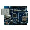 Ethernet Shield w5100 [compatible Arduino] - Conecta tu Arduino a una red LAN utilizando la librería Ethernet. Compatible con Arduino UNO y MEGA.