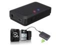 H166 3.5mm Bluetooth música A2DP estéreo transmisor con 3.5mm jack audio dongle - Adaptador Audio Bluetooth  cualquier entrada Jack de 3.5mm Ahora puedes añadir bluetooth a tus altavoces o equipos de sonido facilmente con este adaptador.