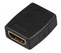 Adaptador HDMI Hembra a HDMI Hembra - Adaptador HDMI Hembra a HDMI Hembra