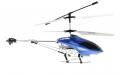 HELICOPTERO RADIO CONTROL MODELO A168 - 41 cm 3,5 CANALES, GIROSCOPIO - HELICOPTERO RADIO CONTROL MODELO A168 (COLOR AZUL METALICO) El Helicóptero de Radio Control A168 tiene un innovador diseño, con una estructura de piezas metalicas.Siendo de un tamaño grande, de 41 cm de largo x 7 cm de ancho x 20 de alto
