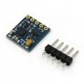 Magnetómetro tres ejes HMC5883L [Arduino Compatible] - Magnetómetro tres ejes HMC5883L [Arduino Compatible]