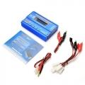 Imax B6 Cargador y descargador de baterias Lipo Nimh Nicd r+Adaptador de corriente   - Cargador - Descargador - Balanceador iMAX B6 para baterías NiCd, NiMh, Pb, LiIon, LiPo y A123 (LiFe) Se incluye fuente de alimentacion necesaria para el funcionamiento del producto