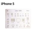 Placa stencils IC iphone 5 - Placa stencils IC iphone 5