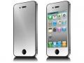 Protector Pantalla Iphone 4G Efecto Espejo  - Protector Pantalla Iphone 4G Antiarañazos Efecto Espejo