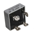 KBPC5010 Puente rectificador 1000V 50A terminales 6,4x0,8mm - KBPC5010 Puente rectificador 1000V 50A terminales 6,4x0,8mm