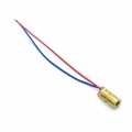 Cabezal  láser rojo 5mW a 5v sin lente ni carcasa - Cabezal  láser rojo 5mW a 5v sin lente ni carcasa