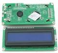 LCD 16x2 CARACTERES FSTN  - Pantalla LCD FSTN de 2 lineas de 16 caracteres