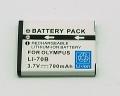 Batería compatible OLYMPUS LI-70B - Batería compatible  OLYMPUS LI-70B