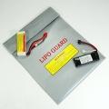 LiPo Safe Guard Funda protectora inífuga para guardar  baterias  - LiPo Safe Guard Funda protectora inífuga para guardar  baterias, cierre con velcro facil de abrir y cerrar.