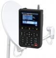 """BUSCADOR  SATELITES SATLINK WS6902 - Localizador de satélite WS-6902. Localizador de satélite móvil con satélites preprogramados Búsqueda automática y manual de programas DVB-S FTA Recepción y reproducción de programas DVB-S FTA con sonido e imagen Pantalla de color TFT LCD de 3,5"""" (8,9 cm)"""