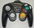 Wii GameCube Controller *NEGRO* -  Mando compatible con todos los modelos de GameCube y Wii (solo válido para juegos de GameCube). Incluye vibración.