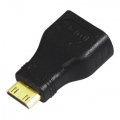 Adaptador Mini-HDMI Macho a HDMI Hembra - Adaptador Mini-HDMI Macho a HDMI Hembra