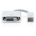 Adaptador MINI DVI a DVI - Adaptador de Mini DVI a DVI podras conectar una pantalla,TV o  proyector utilice un cable o conector DVI a un Mac con conexión Mini DVI.