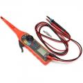 Multimetro  automocion MS8211 (SOLO PARA AUTOMOCION-SOLO hasta 40v) - Multimetro  automocion MS8211 con pinza pincha cables (SOLO PARA AUTOMOCION-SOLO hast 40v)