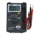 Multimetro Compacto   Autorango Victor VC921 - Multimetro Compacto   Autorango Victor VC921. Cables integrados, y tapa rotativa.  Medicion autorango corriente continua, corriente alterana, resitencia, capacidad, continuidad , diodos etc.., en un multimetro de bolsillo.