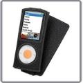 Funda de cuero para iPod NANO 1G - Funda de cuero para iPod NANO 1 gb