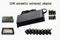 CARGADOR  UNIVERSAL PARA ORDENADORES PORTATILES 60w a 120W  - Adaptador de corriente  60w a 120W  AC/DC para portátiles . Los adaptadores de corriente delgado y ligero y son compatibles prácticamente con todos los portátiles de 60w a 120w.
