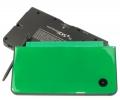 Carcasa para NDSi XL en color VERDE - Carcasa completa de repuesto para DSi XL. Incluye todos los botones y tornillos.