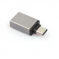 Convertidor OTG hembra  usb 2.0 a macho USB-C usb 3.1 Tipo C - Convertidor OTG hembra  usb 2.0 a macho USB-C usb 3.1 Tipo C este es un adaptator OTG con conexion usb tipo C, para moviles con conector tipo C
