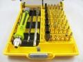 Kit HERRAMIENTAS 45 EN 1 - Kit HERRAMIENTAS 45 EN 1 Incluye 45 puntas, muchas de las cuales son especiales y dificiles de conseguir.