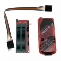 Programador compatible  con pickit 3.5 USB para Microcontroladores de Microchip  -  Programador compatible  con pickit 3.5 USB para Microcontroladores de Microchip + zocalo facil insercion 40 pins