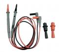 Cables multimetro con pinzas cocodrilo  - Cables multimetro con pinzas cocodrilo