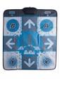 Pista de baile PC USB - Pista de baile compatible con PC de gran calidad. Conector USB. Antideslizamiento. Tipo alfombra plegable.