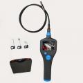 """Endoscopio de inspeccion de 8,2 mm con pantalla 2,7""""900x240 pixels, zoom, sumergible - Este endoscopio de inspección con camara usa de la tecnología optoelectrónica Supereyes para inspeccionar y llegar a zonas de dificil acceso y difíciles . Le ayuda a diagnosticar la partes rota, punto de soldadura rota, y cualquier cosa que quede fuera del alcance de la vista  este  equipo ahorra tiempo y aumenta la productividad. Modelo N012j es una versión mejorada,resistente al agua y  mango ergonómico."""