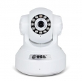 Camara IP de interior hd 720p con Wifi, Infrarojos, Movimiento,Sonido, Android, iPhone, iPad, PC - Cámara IP de interior RW-720S con Wifi, Infrarojos, Movimiento, Sonido, Vision 60º,Android, iPhone, iPad, PC.