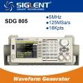 Genarador de Funciones Arbitrario  Siglent SDG805 5MHZ  Color - Genarador de Funciones Arbitrario Siglent SDG805 5MHZ  Color