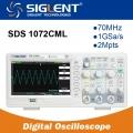 "Osciloscopio Digital Siglent SDS1072CML 70mhz 7"" Color - Osciloscopio Digital Siglent SDS1072CML 70mhz 7"" Color"
