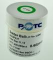 Bote bolas estaño con plomo 0,6mm 250.000 ud - Bote bolas estaño con plomo 0,6mm 250.000 ud. Producto para reballing BGA