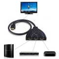 LADRON CONMUTADOR HDMI DE 3 PUERTOS - 3 PORT SWITCH HDMI 1080P PS3 XBOX HDTV - LADRON CONMUTADOR HDMI DE 3 PUERTOS