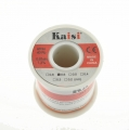 Bobina de estaño 0,6mm 150 gr  - Bobina estaño con plomo 0,6 mm 150gr Sn:60% pb:40%