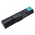 Bateria 5200 mah para TOSHIBA  A200 - Bateria 4400 mah para TOSHIBA  A200
