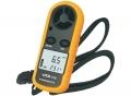 Anemómetro digital Victor 816 y termometro - El anemómetro es un aparato meteorológico que se usa para la predicción del tiempo y, específicamente, para medir la velocidad del viento.  El Anemómetro con termómetro de bolsillo es un pequeño anemómetro electrónico de aspas giratorias con sensor de temperatura incorporado. Utiliza cojinetes de alta precisión montados en rubí y un impulsor de bajo peso para proporcionar mediciones exactas de viento o del flujo de aire incluso a bajas velocidades. Ideal para todos los deportes náuticos: kitesurf, windsurf, navegación a vela, parapente ...