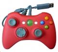 Mando con cable XBOX 360 *Compatible* Rojo - Mando con cable XBOX 360 *Compatible* color Rojo.
