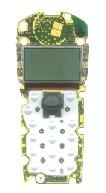 Display LCD Alcatel 30X con Pcb - Display LCD Alcatel 30X con Pcb