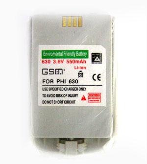 Bateria Philips 630 - Bateria Philips 630 Bateria compatible no original