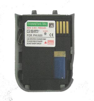 Bateria Philips 820 - Bateria Philips 820 Bateria compatible no original