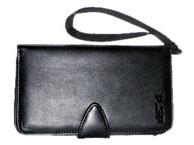 Funda de cuero para PSP/PSP 2000 SLIM  y PSP 3000 - Funda de cuero para PSP, tu PSP SLIM y tu PSP 3000 Bolsa para proteger tu PSP.