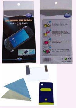 Protector de Pantalla PSP/PSP2000 SLIM/ PSP 3000/ PSP E1004 STREET - Protector de Pantalla PSP/PSP2000 SLIM/ PSP 3000/ PSP E1004 STREET Protector de pantalla. Evita que tu pantalla se arañe o sufra deterioro.
