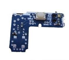 Placa de encendido y reset PStwo v12-v17 - Módulo de repuesto con botón Power/Reset. Compatible con los modelos de PStwo v12-v17