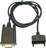 Cable Serie Autosync para Palm V - Este cable conecta el Palm V a su PC, es muy util para tener un cable adicional para conectar su PC en distintas ubicaciones que requiera hacer alguna transferencia de programas o datos, como en casa y en la oficina.