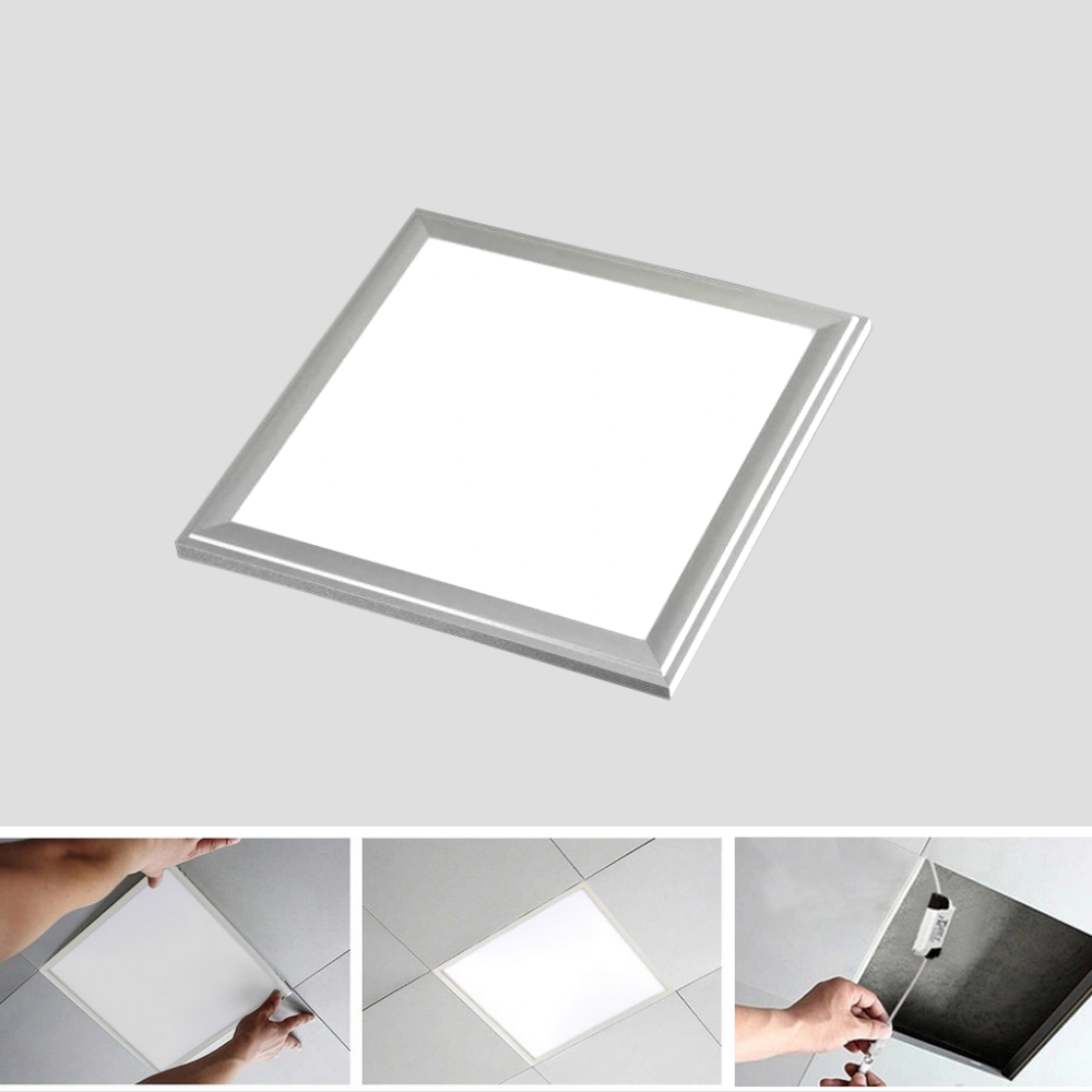 30x30cm 12w Led Panel Light Recessed Ceiling Flat Downlight Lamp